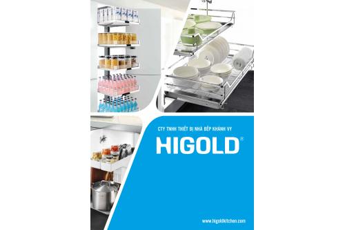 Link tải Catalogue báo giá phụ kiện inox Higold mới nhất 2019