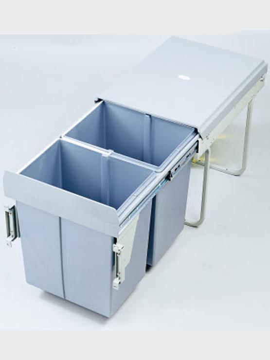 Thùng rác cao cấp 2 ngăn